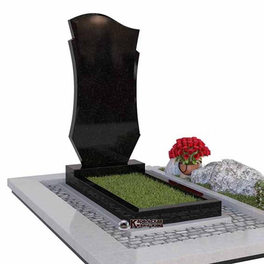 Памятник №56 Каменный цветок 7