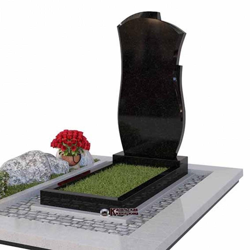 Памятник №57 Каменный цветок 8
