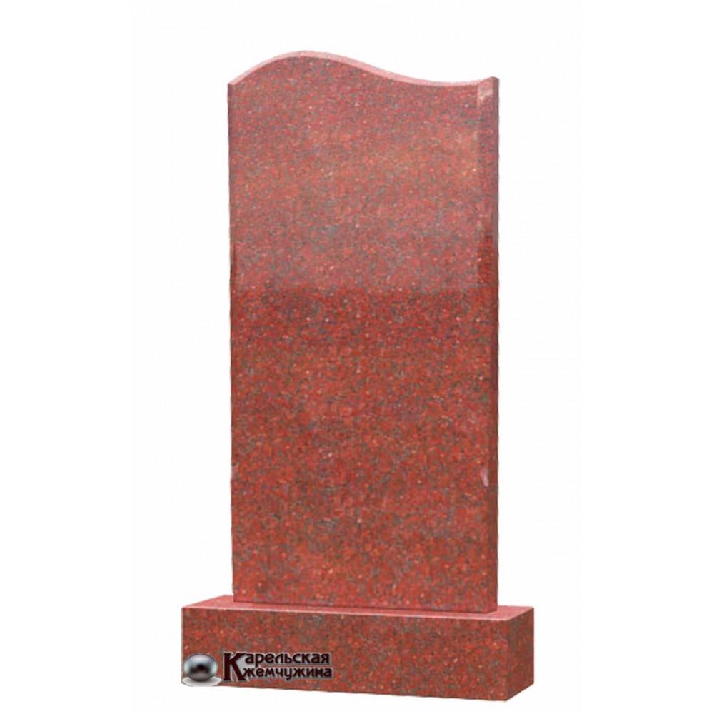 Волна красный гранит Питкяранта (Сюскюянсаари)
