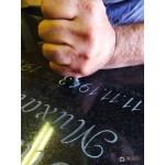 Буквы рубленые